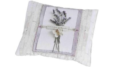 Duftkissen, »Lavendelstrauß«, herbalind, Füllung: 100% Lavendel kaufen