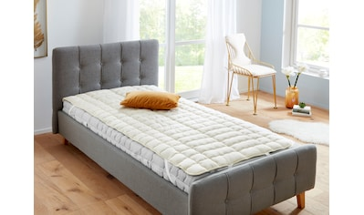 Matratzenauflage »Unterbett Merino Perkal«, Badenia Trendline kaufen