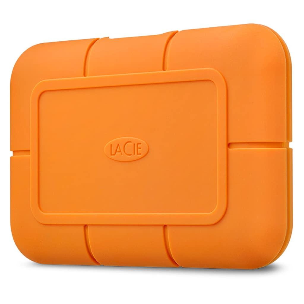 "LaCie externe SSD »Rugged SSD USB-C«, 2,5"""