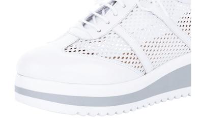 Sneaker mit Mesh-Einsätzen kaufen