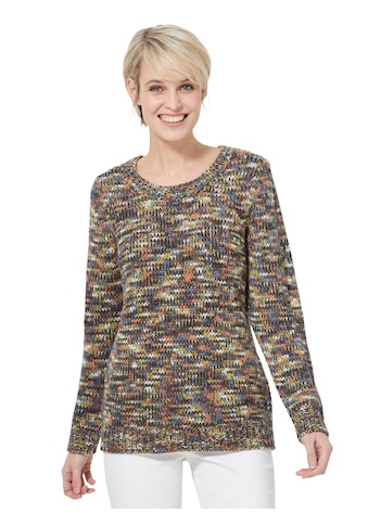 Casual Looks Pullover im Multicolor - Dessin kaufen