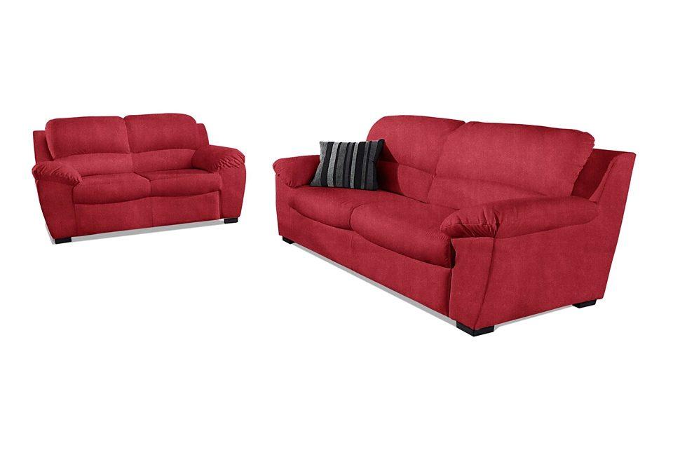 Set: 2-Sitzer und 2 5-Sitzer