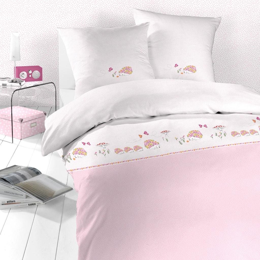 Schlafgut Kinderbettwäsche »Hedwig«, GOTS zertifiziert