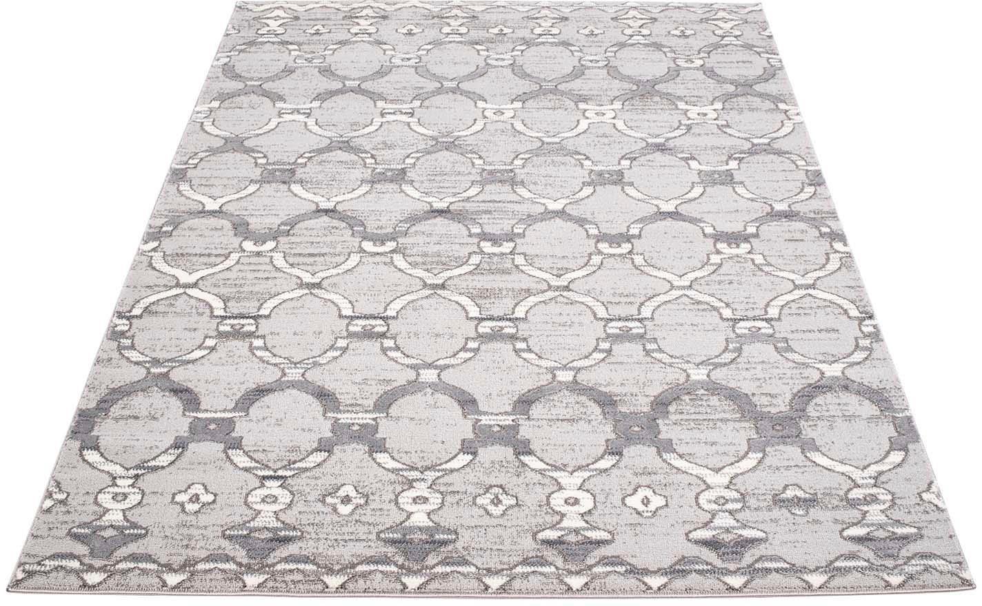Teppich Platin 7885 Carpet City rechteckig Höhe 11 mm maschinell gewebt