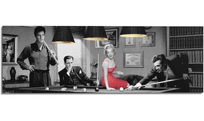 Reinders! Wandbild »Wandbild Legal Action Chris Consani - Vintage - Marilyn Monroe -... kaufen