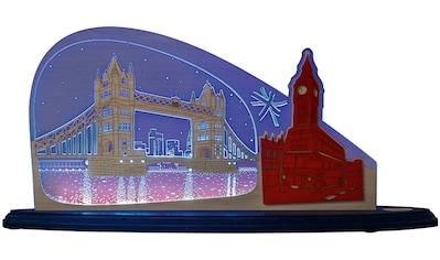Weigla LED Dekolicht »London London«, 1 St., Neutralweiß, beidseitiges Motiv/ Motiv... kaufen