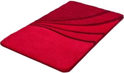 Kleine Wolke Badematte »»Julie««, Höhe 20 mm, rutschhemmend beschichtet, fußbodenheizungsgeeignet kaufen