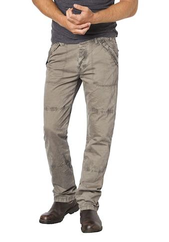 Nagano Utility Pants »HAABU MILITARY« kaufen