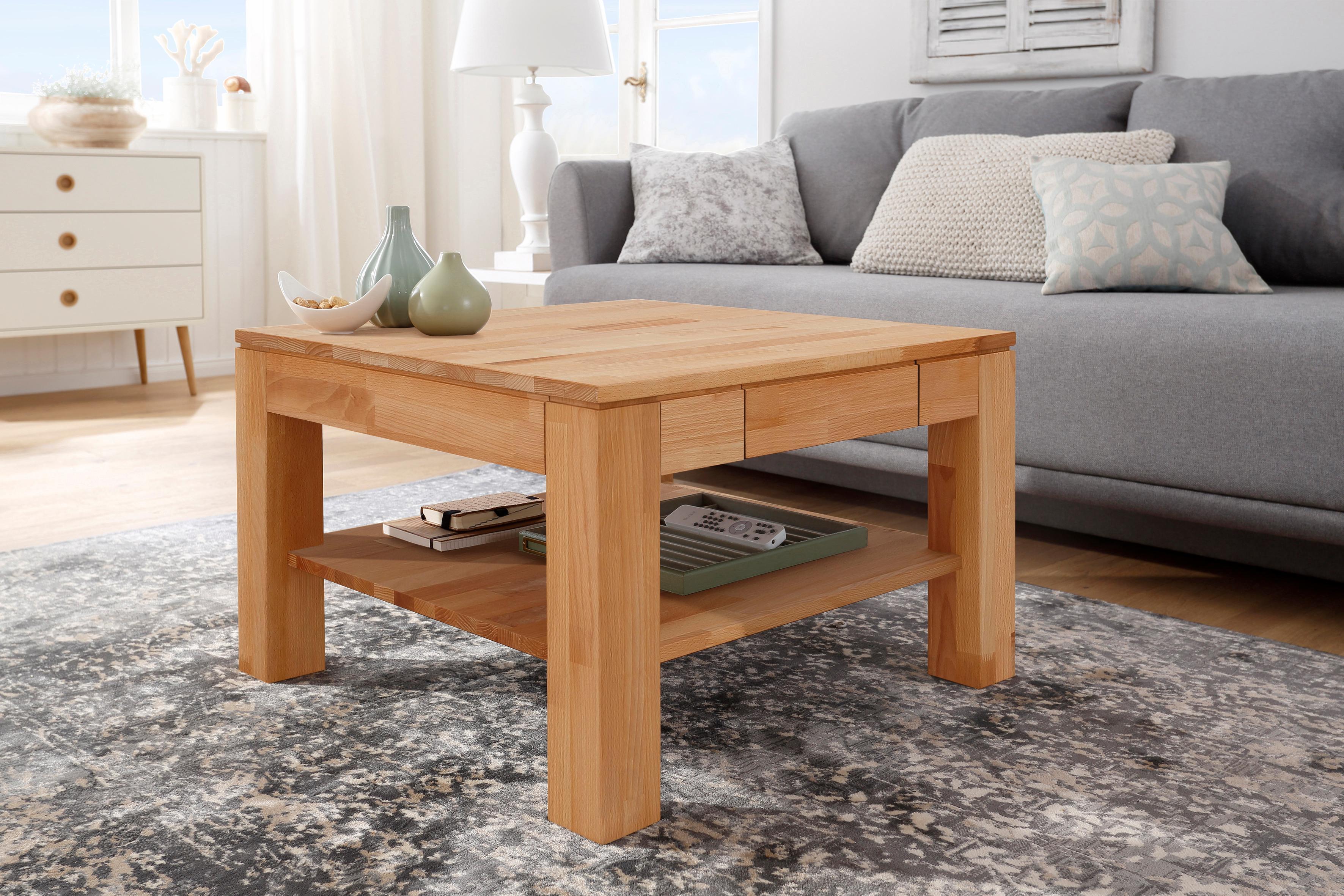 couchtisch eiche natur preisvergleich die besten angebote online kaufen. Black Bedroom Furniture Sets. Home Design Ideas