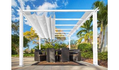 50NRTH Pergola »Florida«, BxL: 350x350 cm kaufen