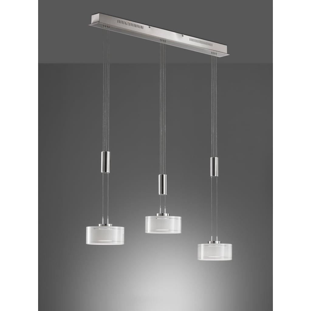 FISCHER & HONSEL LED Pendelleuchte »Lavin«, LED-Modul, Warmweiß