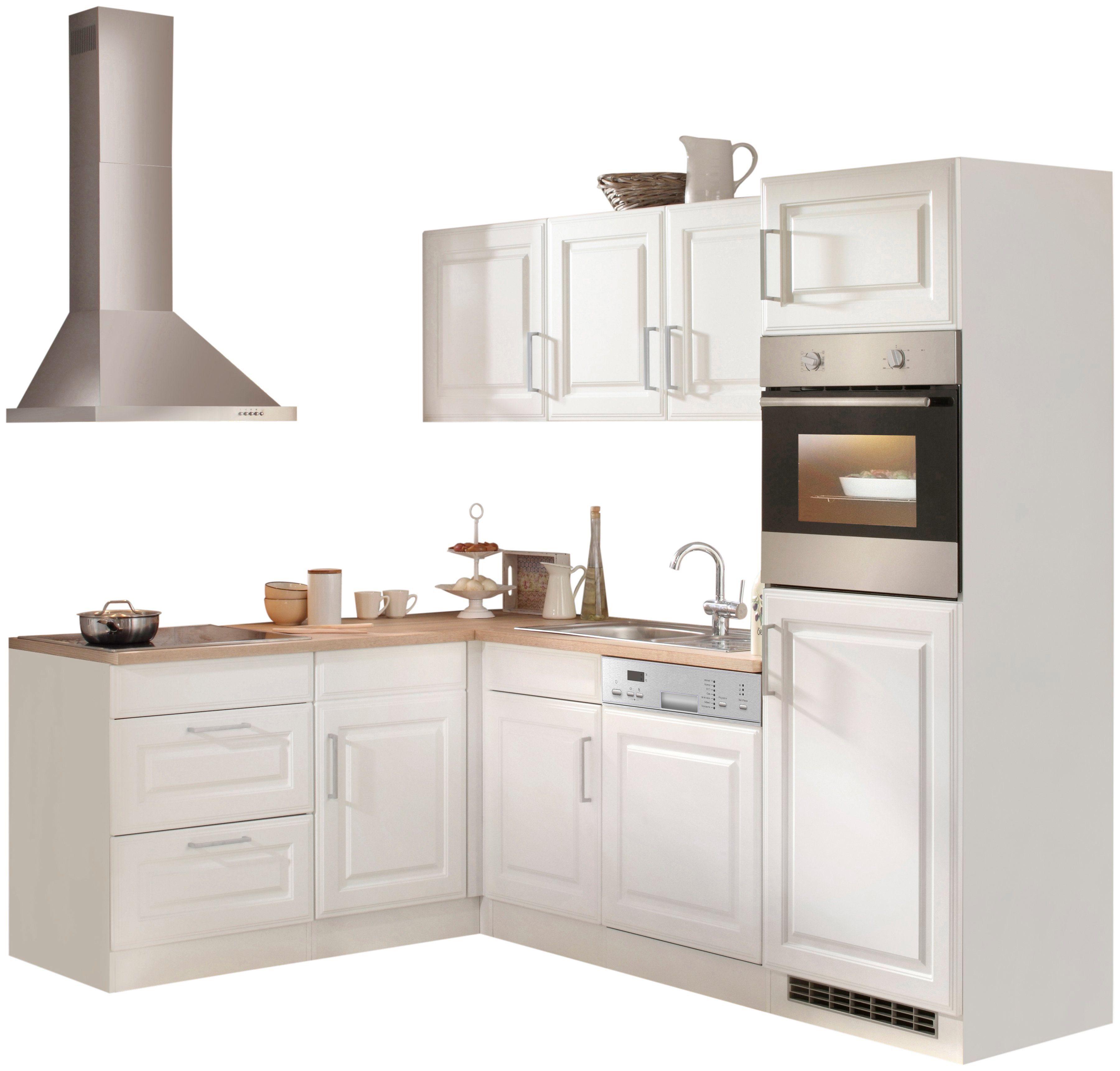 HELD MÖBEL Winkelküche Stockholm, mit E-Geräten, 230 x 170 cm   Küche und Esszimmer > Küchen   Held Möbel