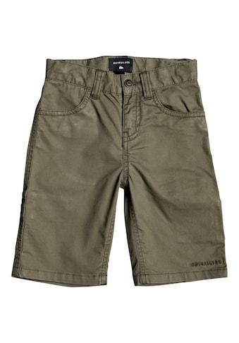 """Quiksilver Shorts »Bunji Boorie 15""""« kaufen"""