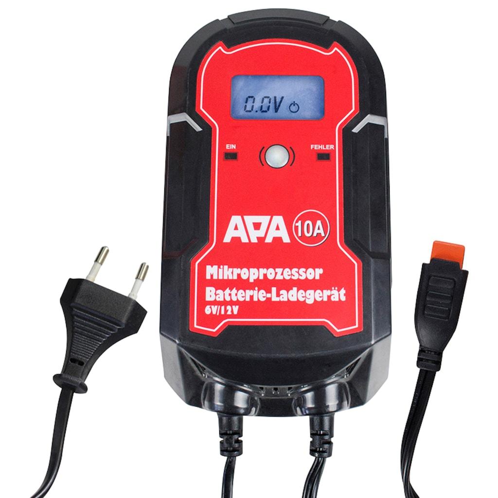 APA Batterie-Ladegerät, 10000 mA