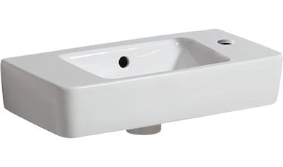 GEBERIT Waschbecken »Renova Compact«, Breite 50 cm kaufen
