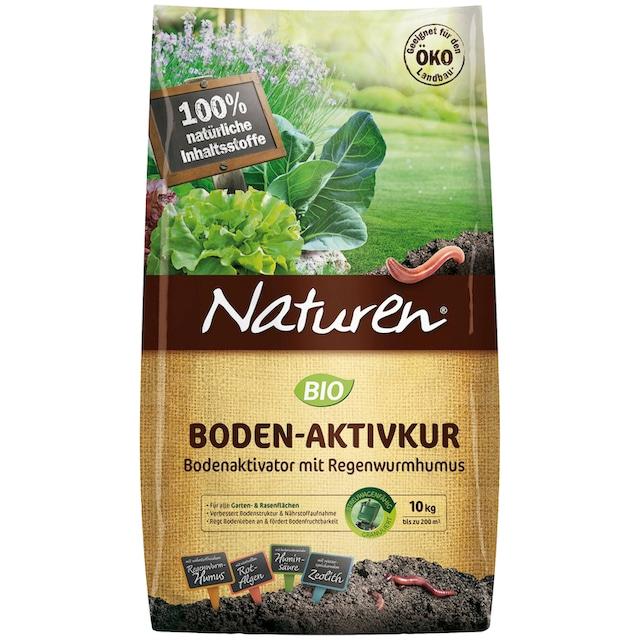 NATUREN Bodenverbesserer »Bio Boden-Aktivkur«, 10 kg