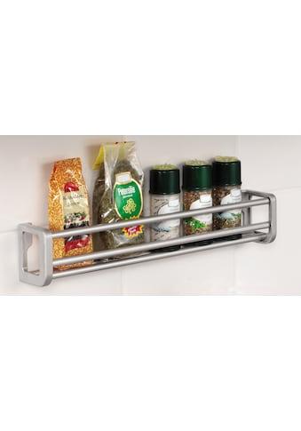 Ruco Ablageregal, (Set, 3 St.), Aluminium/Kunststoff, ohne Bohren und Schrauben zu... kaufen