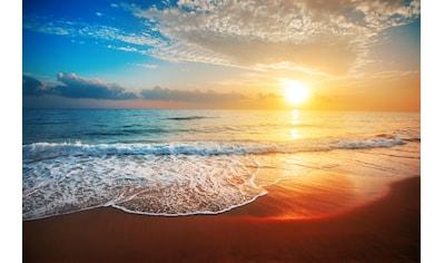 Fototapete »Beach Sunset« kaufen