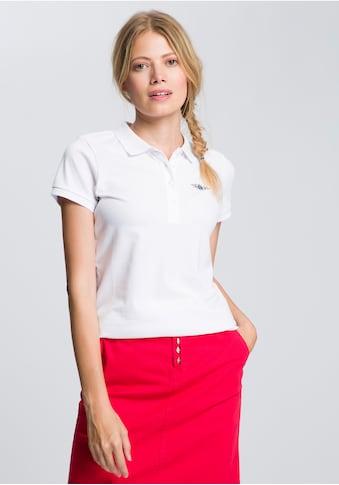 TOM TAILOR Polo Team Poloshirt, mit Logodruck auf Brusthöhe kaufen