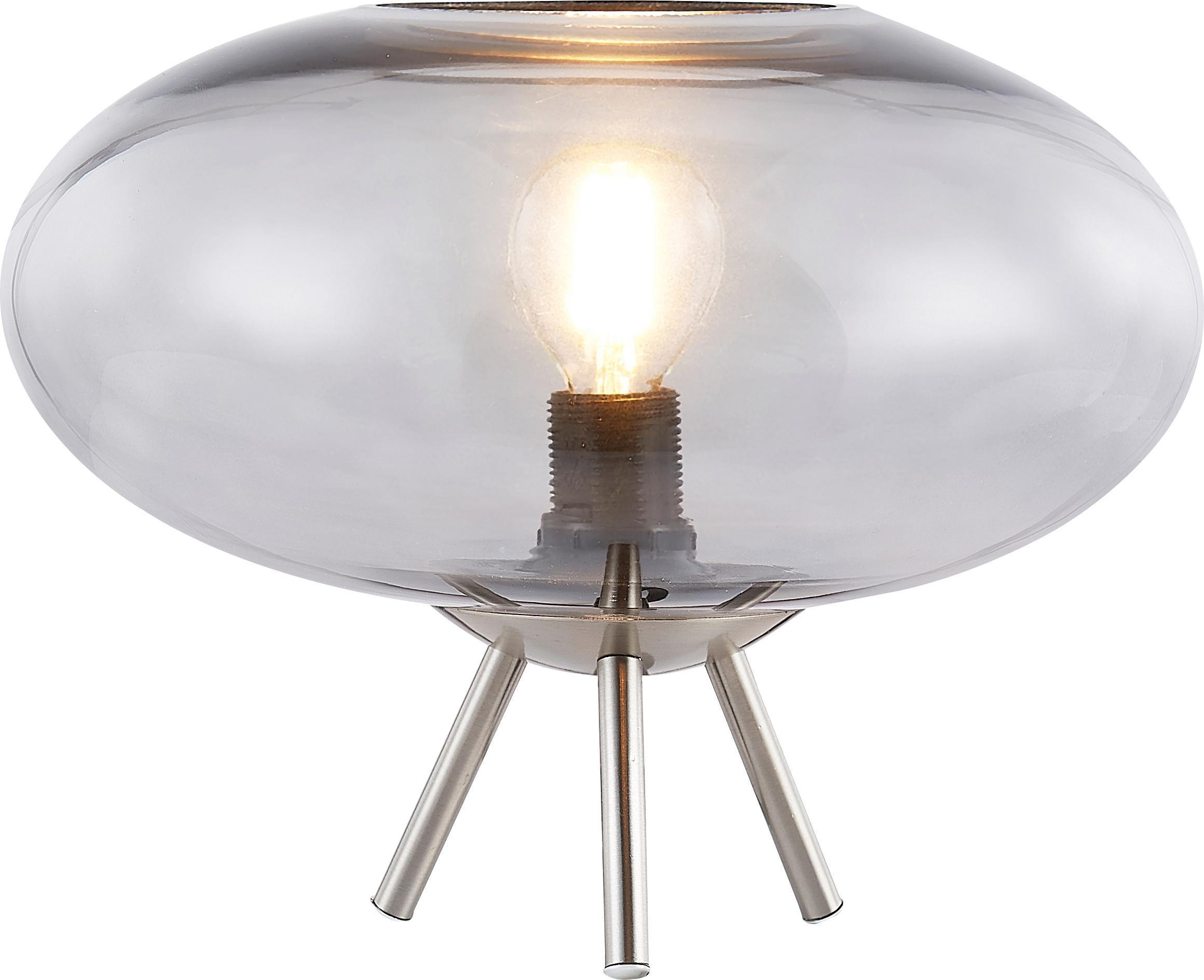 Nino Leuchten LED Tischleuchte LILLE, E14, Warmweiß