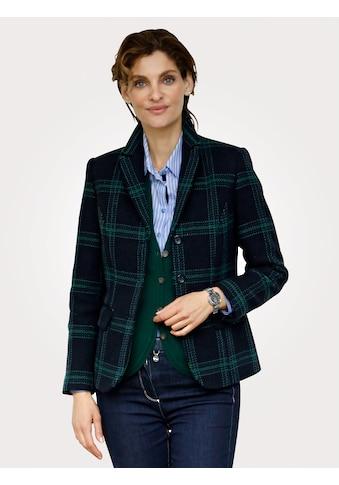 Mona Kurzblazer, aus reiner Wolle kaufen