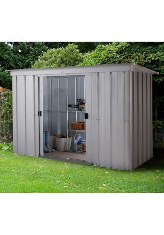 YARDMASTER Gerätehaus »Sachsen 64«, mit Bodenrahmen kaufen