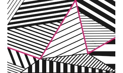 ARCHITECTS PAPER Fototapete »Atelier 47 Stripes«, geometrische 3D - Optik kaufen