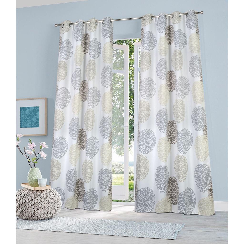 my home Verdunkelungsvorhang »Belem Curtain Blackout«