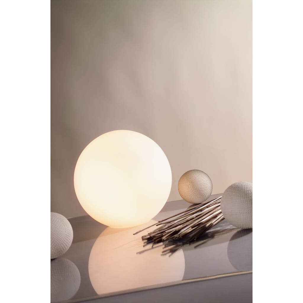 Paulmann LED Tischleuchte »Siegen LED E27 dimmbar RGBW 7,5W E27 dimmbar smart«, E27, 1 St.