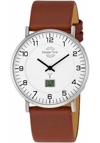 MASTER TIME Funkuhr »MTGS - 10561 - 12L« kaufen
