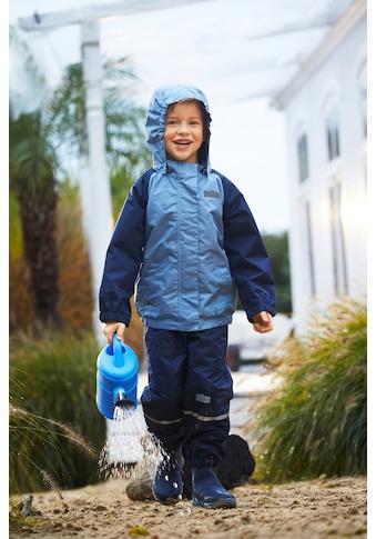 Scout Regen- und Matschlatzhose »PUDDLE«, mit reflektierenden Streifen am Bein kaufen