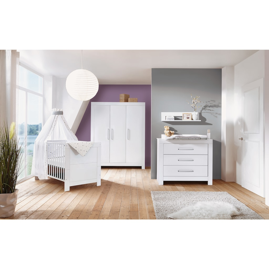 Schardt Babybett »Nordic White«, Made in Germany