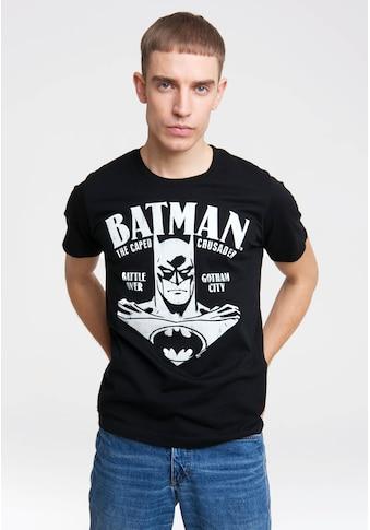 LOGOSHIRT T-Shirt »BATMAN - PORTRAIT«, mit auffälligem Print kaufen