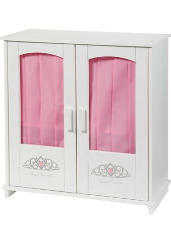 """Knorrtoys® Puppenkleiderschrank """"royale princess"""" kaufen"""
