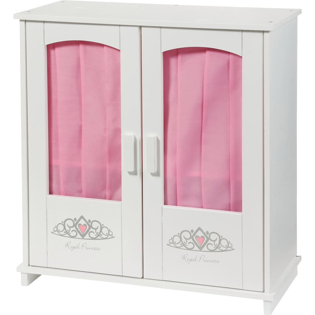 Knorrtoys® Puppenkleiderschrank »royale princess«