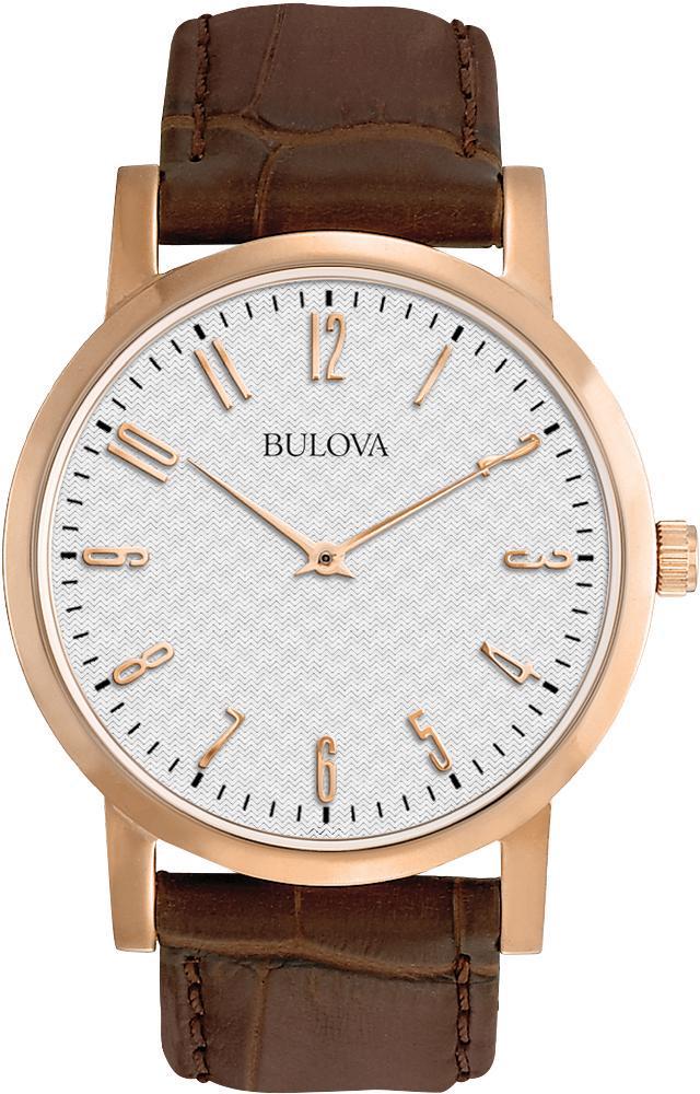 Bulova Quarzuhr Classic 97A106 | Uhren > Quarzuhren | Bulova
