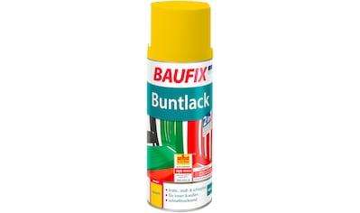 BAUFIX Sprühlack rapsgelb, 400 ml kaufen