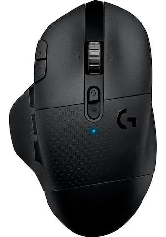 Logitech G »G604 LIGHTSPEED Wireless« Gaming - Maus (Bluetooth, 16000 dpi) kaufen