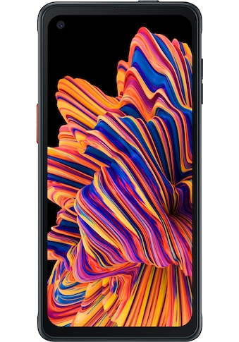 """Samsung Smartphone »Galaxy-Xcover-Pro«, (16 cm/6,3 """", 64 GB Speicherplatz, 25 MP... kaufen"""