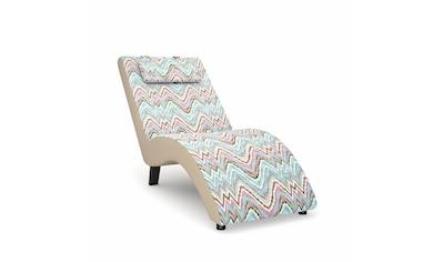 Max Winzer® Relaxliege »build-a-chair Nova«, inklusive Nackenkissen, zum Selbstgestalten kaufen