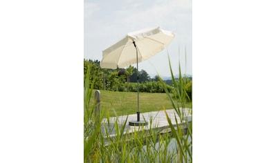 Schneider Schirme Sonnenschirm »Locarno«, ohne Schirmständer kaufen