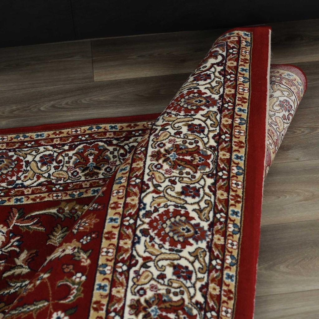 Sehrazat Teppich »Excellent 804«, rechteckig, 11 mm Höhe, Orient-Optik, Wohnzimmer