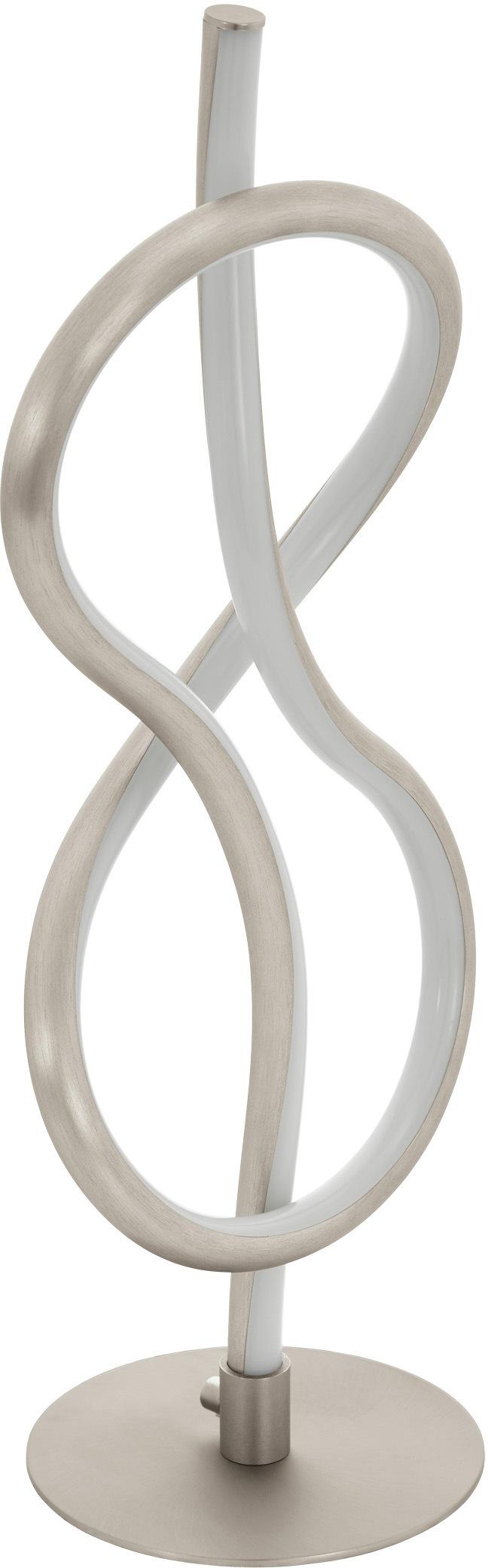 EGLO Tischleuchte NOVAFELTRIA, LED-Board, Warmweiß