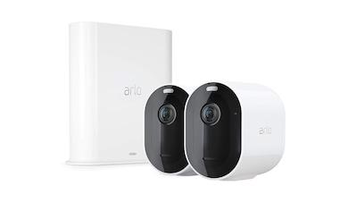 ARLO Pro 3 Sicherheitssystem mit 2 Kameras »kabellose 2K - QHD - Sicherheitskamerasystem« kaufen