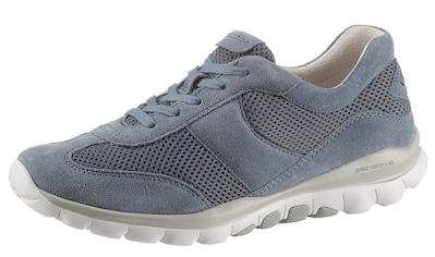 Gabor Rollingsoft Keilsneaker, mit Mesh-Einsätzen kaufen