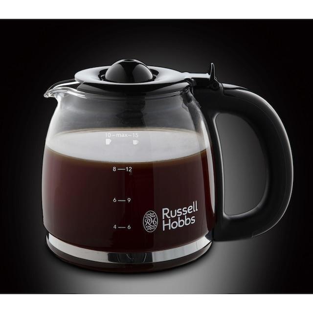 RUSSELL HOBBS Filterkaffeemaschine Victory 24030-56, Filter 1x4