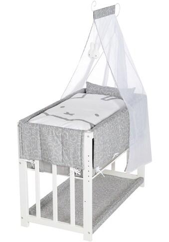roba® Stubenbett »3in1, Miffy, weiß« kaufen
