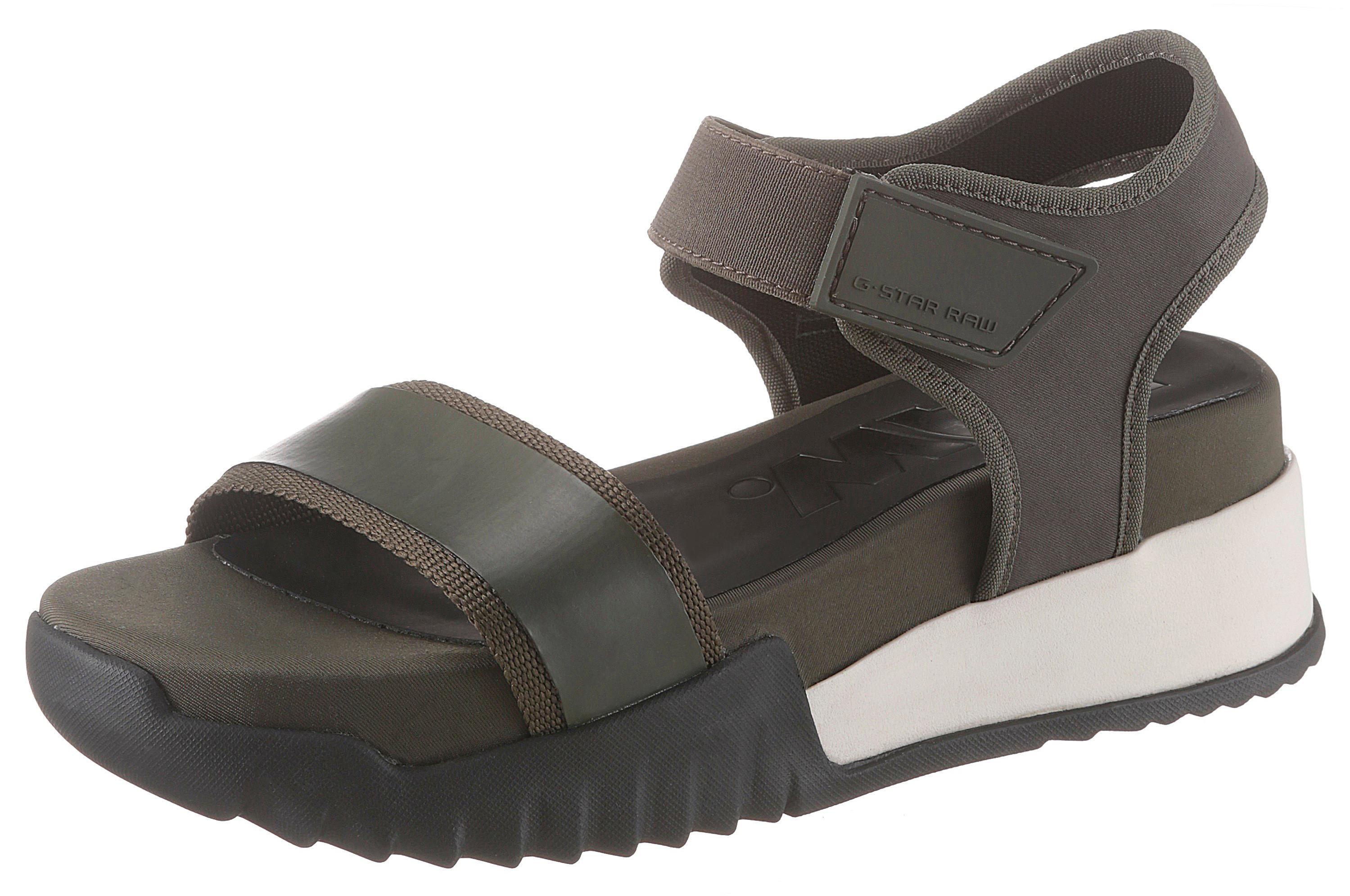 G-Star RAW Sandale Rackam Rovic Sandal Damenmode/Schuhe/Sandalen/Keilsandalen