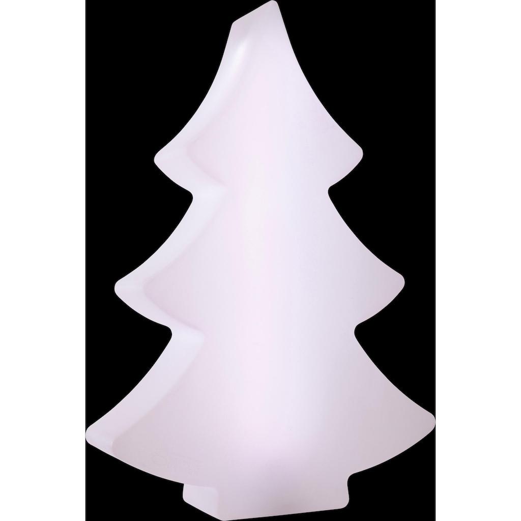 8 seasons design Dekolicht »Shining Tree«, Warmweiß-Tageslichtweiß-Neutralweiß-Kaltweiß, Mit Farbwechsel
