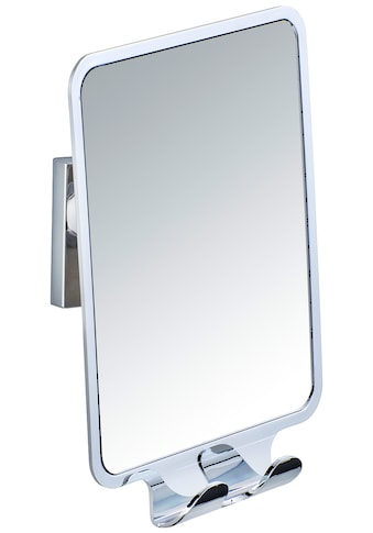 WENKO Badspiegel »Vacuum - Loc Quadro«, Befestigen ohne bohren kaufen
